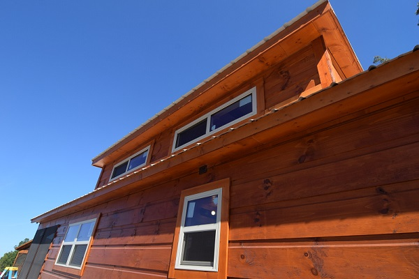 Exterior Stains (standard) - Green River Log Cabins on steamboat plans, cannon plans, thumbhole stock plans,