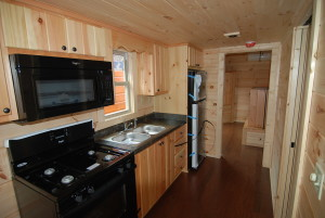 FULL SIZE RANGE WITH BUILT IN MICROWAVE $650.00